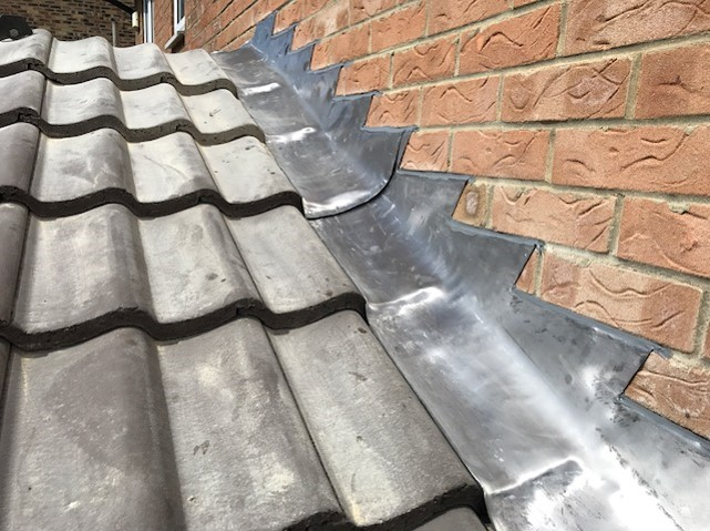Leadwork Middlesbrough Lead Roof Flashing Hall Aspects